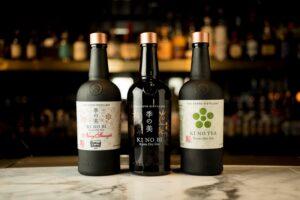 KI NO BI's 1st year anniversary with Four Seasons Hotel Kyoto