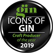 ICONS OF GIN Craft Producer of the year 2019