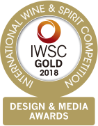 IWSC GOLD 2018 DESIGN & MEDIA AWARDS