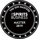 The Gin Masters 2019 MASTER Medal