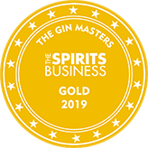 The Gin Masters 2019 GOLD Medal
