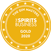The Gin Masters 2020 GOLD Medal