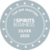The Gin Masters 2020 SILVER Medal