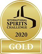 INTERNATIONAL SPIRITS CHALLENGE 2020 GOLD