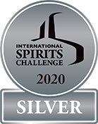 INTERNATIONAL SPIRITS CHALLENGE 2020 SILVER