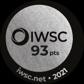 IWSC 2021<br>Silver